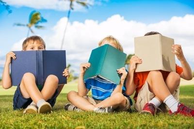 jongens met boeken